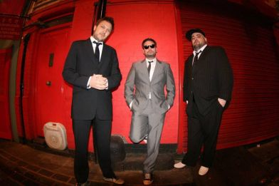 I Fun Lovin' Criminals na Demofestu!
